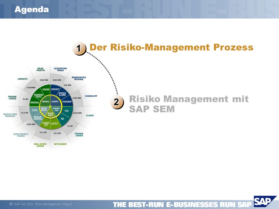 Der Risiko-Management Prozess 1