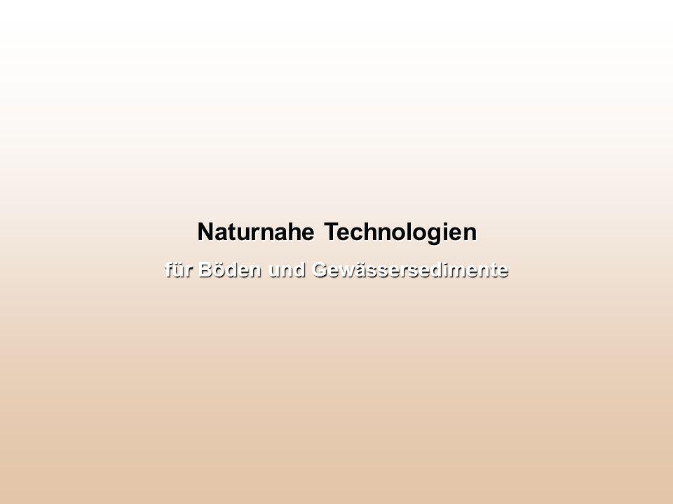 Naturnahe Technologien