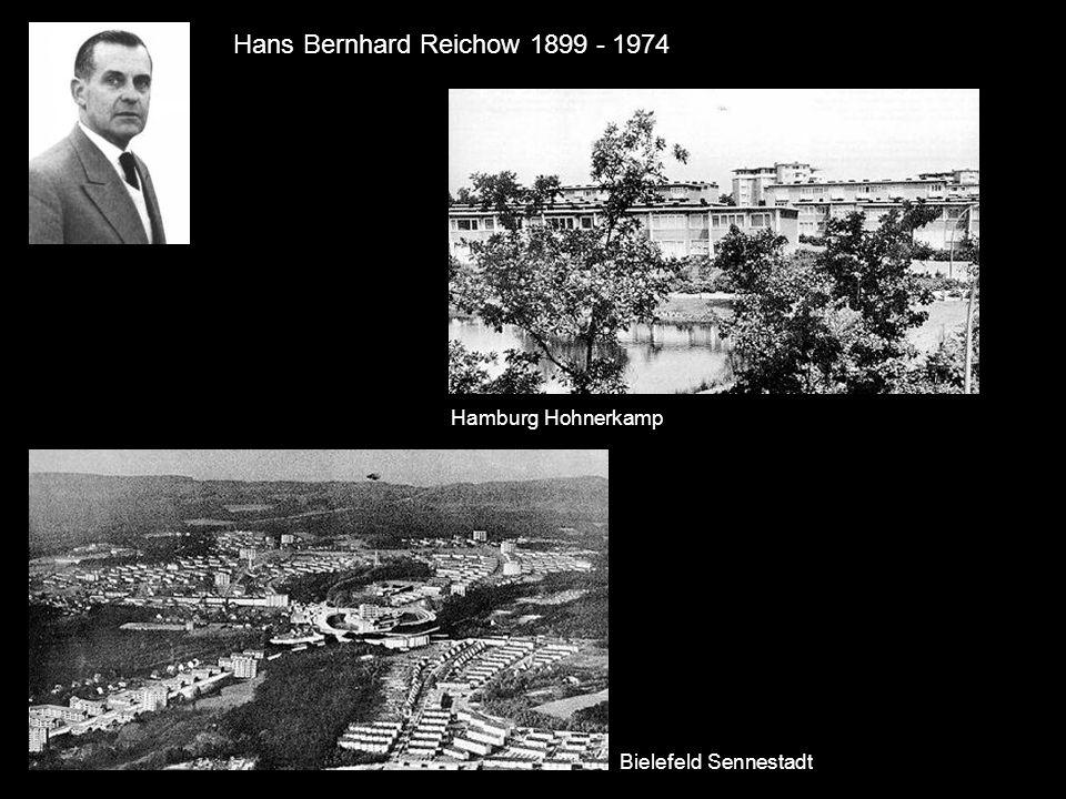 Hans Bernhard Reichow 1899 - 1974