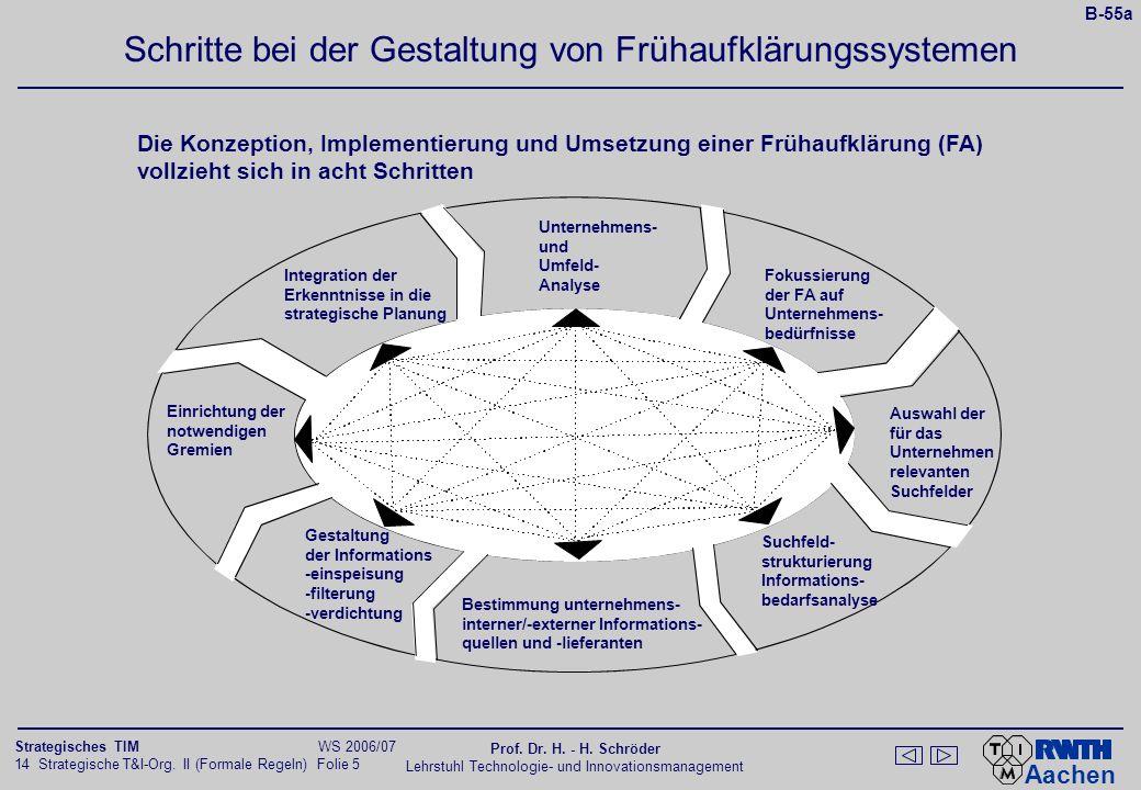 """Instrumente des """"Need Assessment 1990/91 und 1998"""