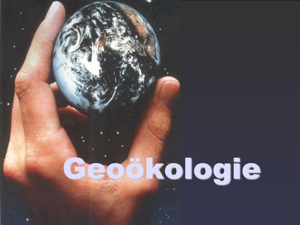 Geoökologie