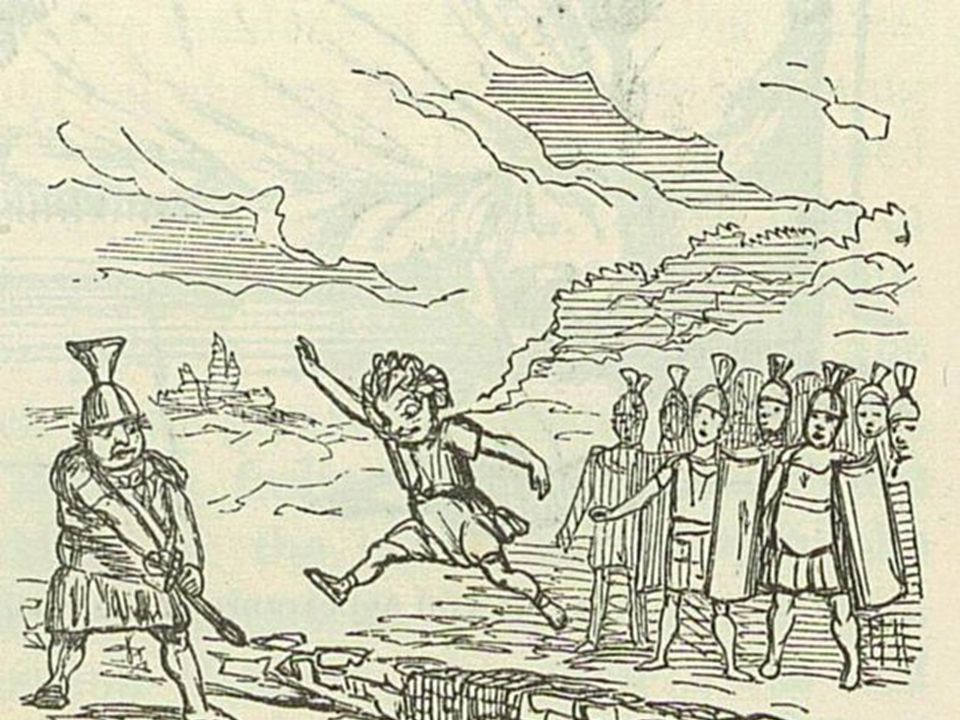 Die Version von Dionys von Halikarnass