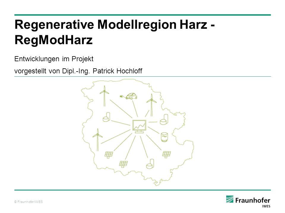 Regenerative Modellregion Harz - RegModHarz