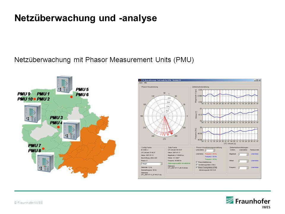 Netzüberwachung und -analyse