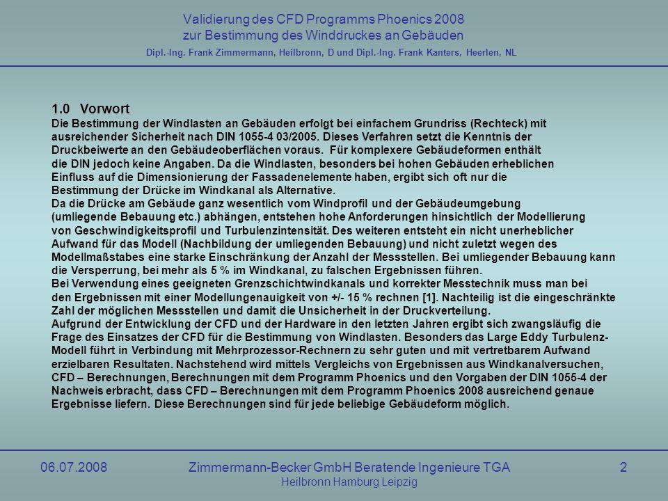 Zimmermann-Becker GmbH Beratende Ingenieure TGA