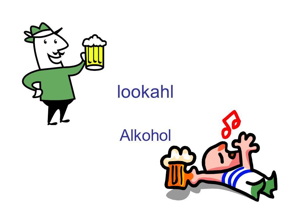 lookahl Alkohol