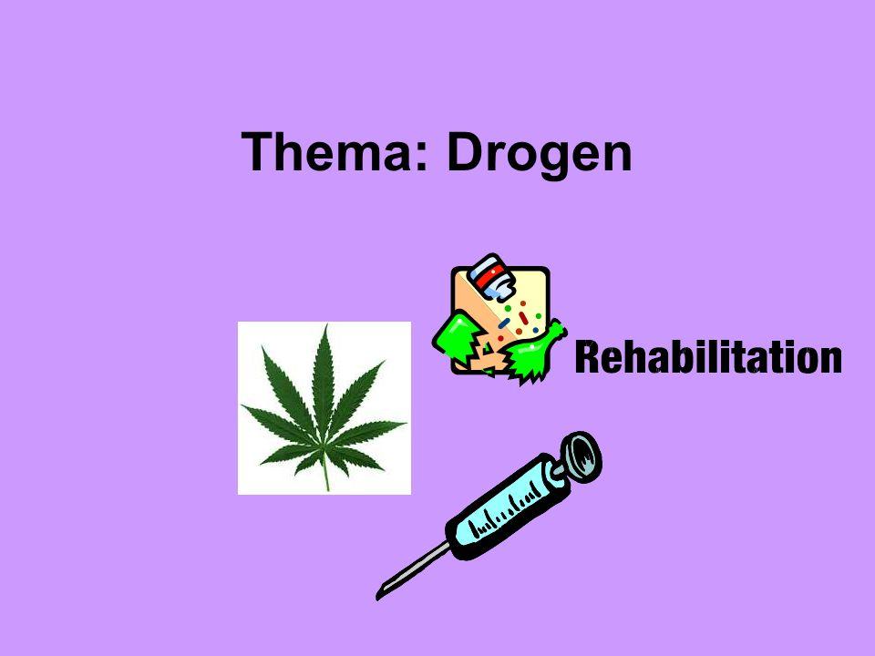 Thema: Drogen