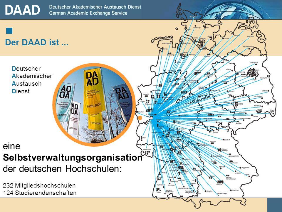 eine Selbstverwaltungsorganisation der deutschen Hochschulen: