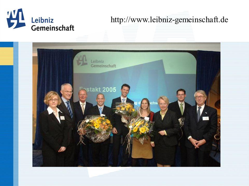 http://www.leibniz-gemeinschaft.de