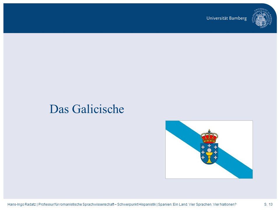 Das Galicische