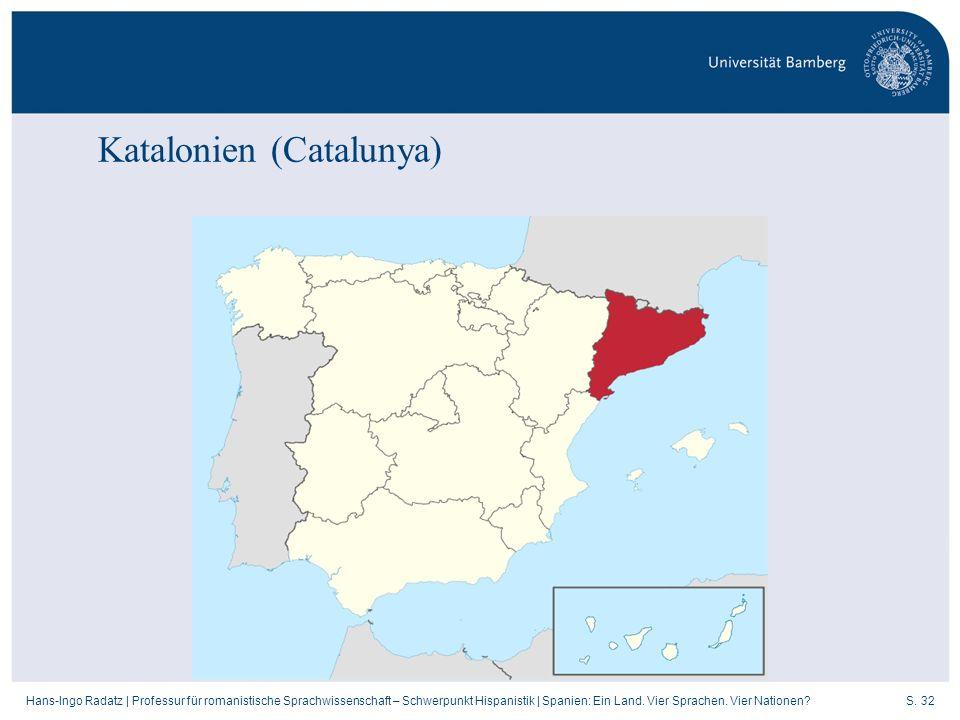 Katalonien (Catalunya)