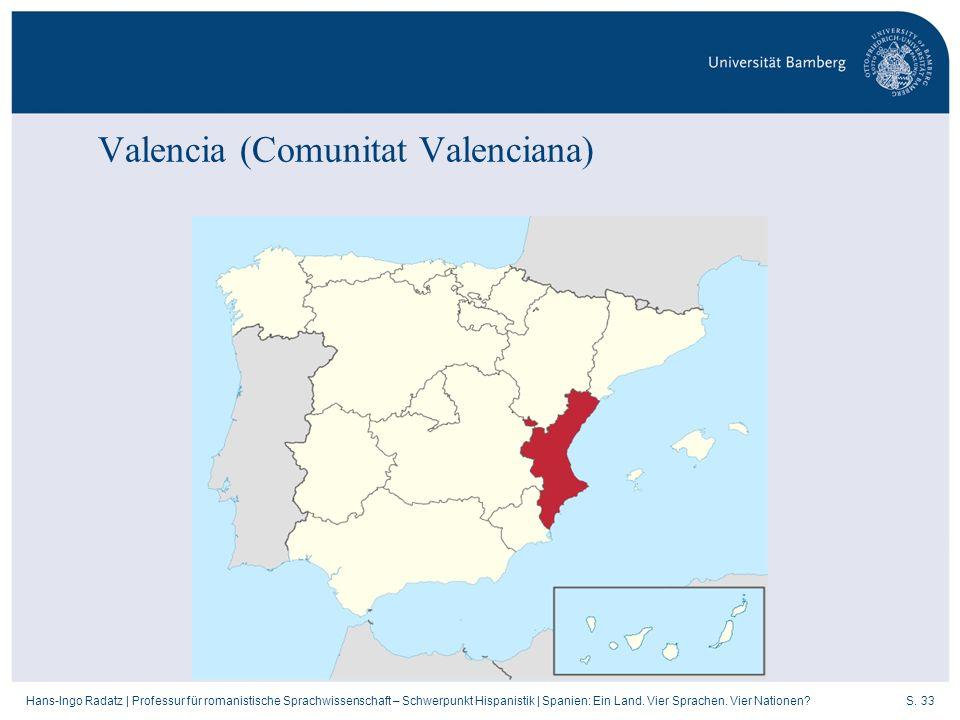 Valencia (Comunitat Valenciana)
