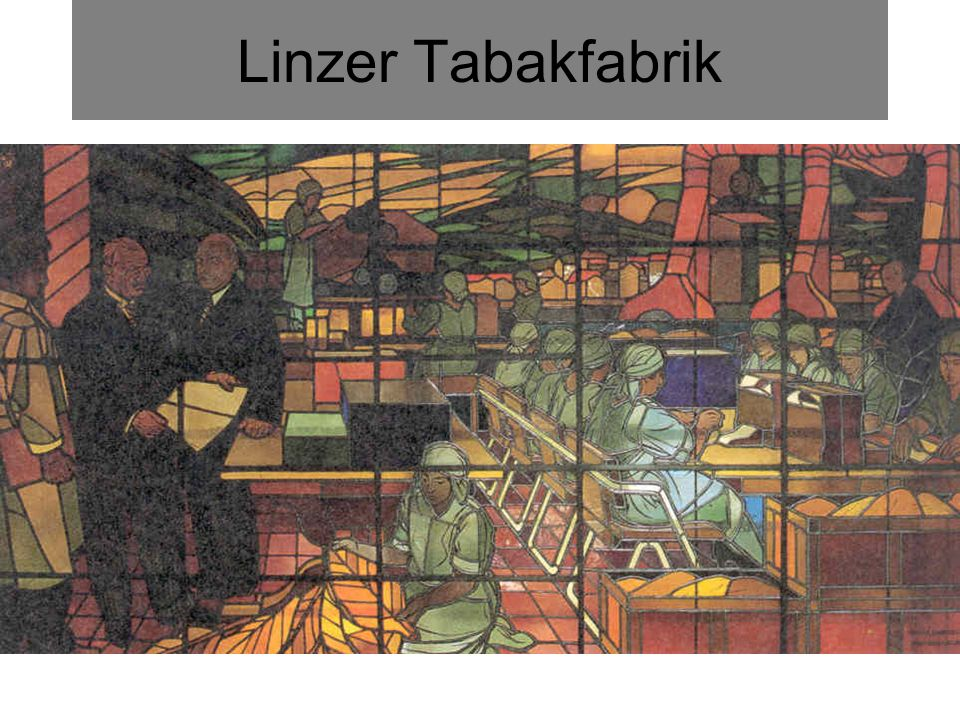 Linzer Tabakfabrik
