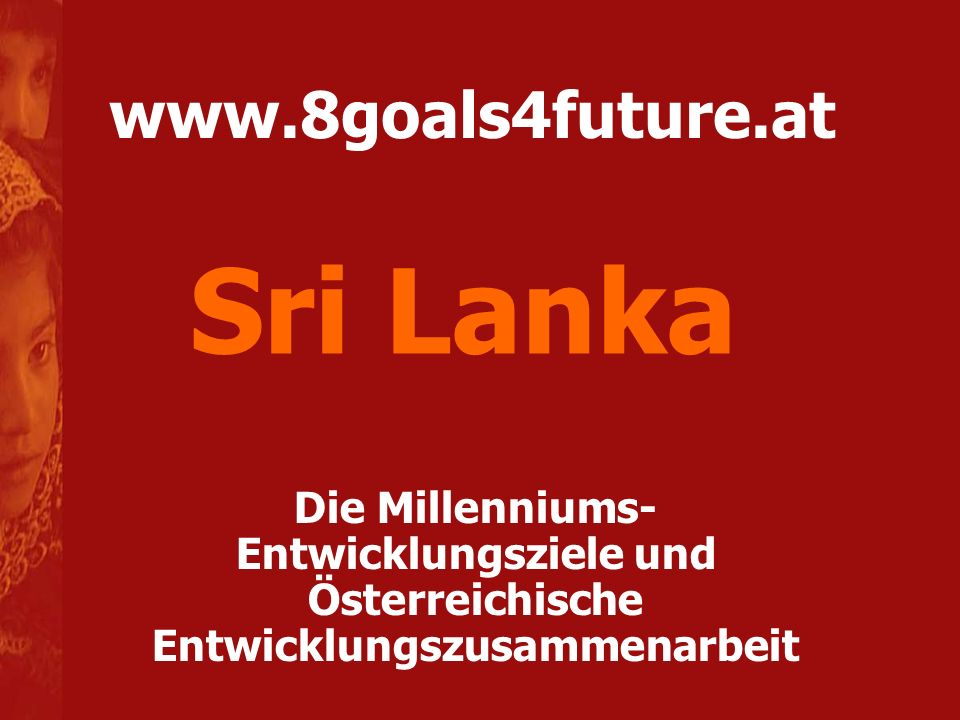 Sri Lanka www.8goals4future.at