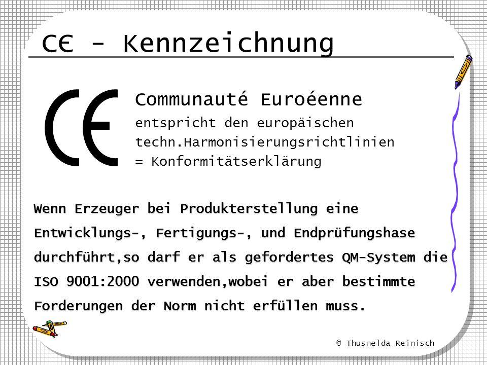 CC - Kennzeichnung Communauté Euroéenne
