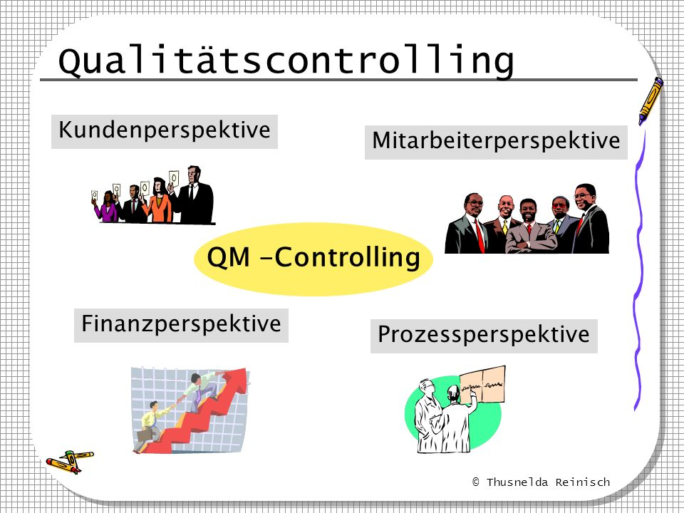 Qualitätscontrolling