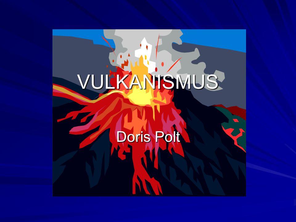 VULKANISMUS Doris Polt