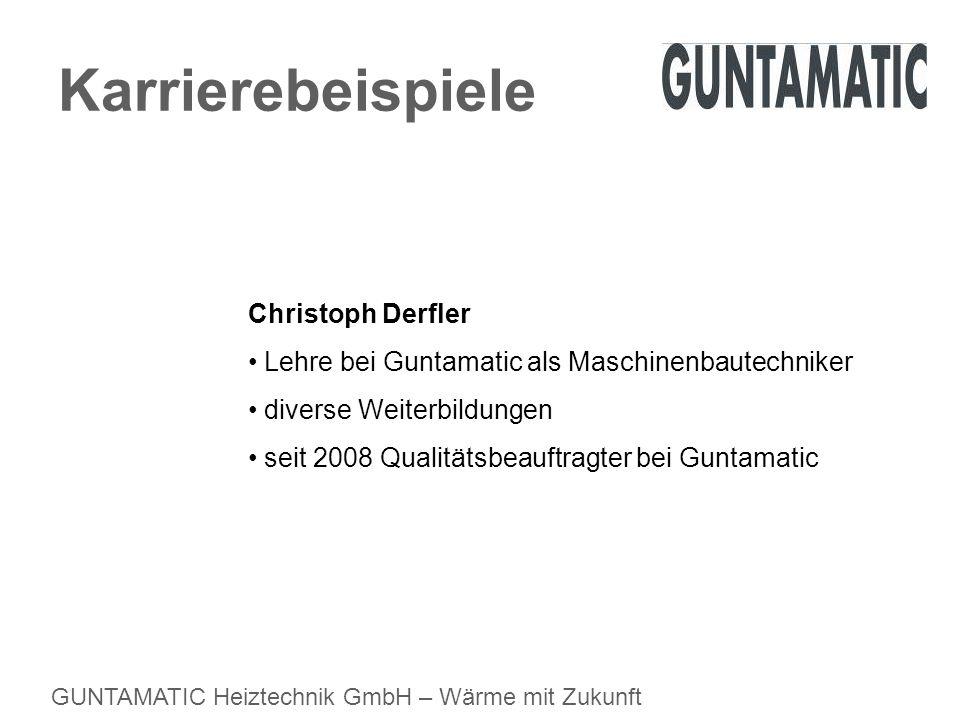 Karrierebeispiele Christoph Derfler