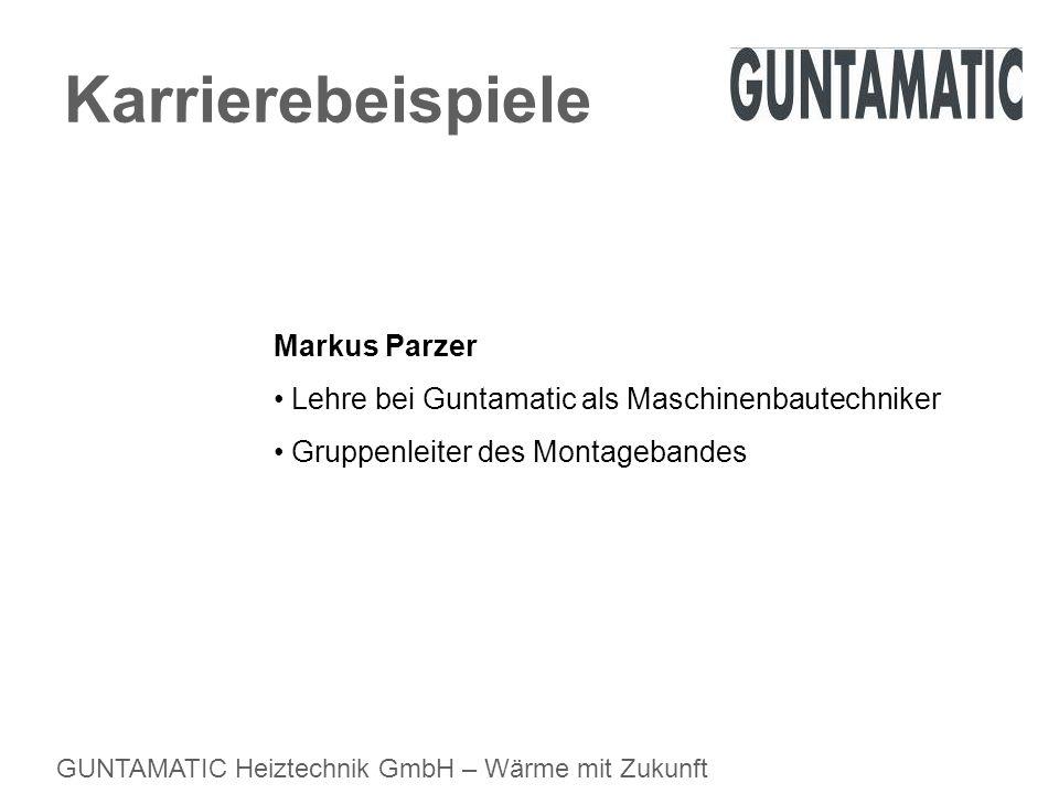 Karrierebeispiele Markus Parzer