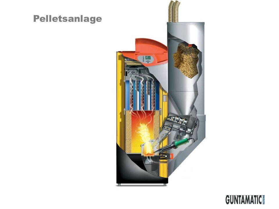 Pelletsanlage Biostar