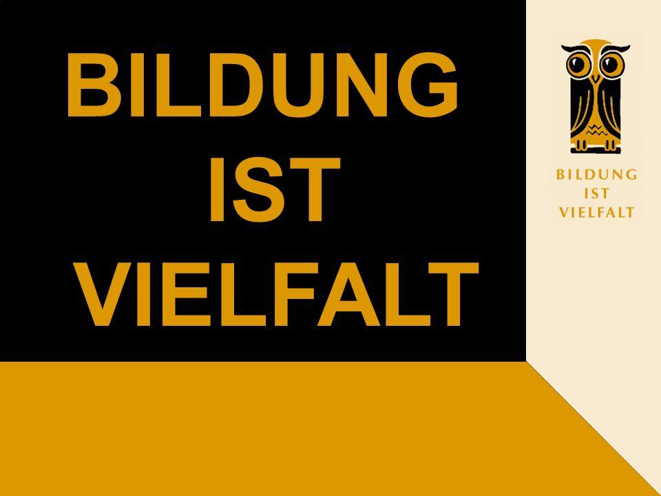 BILDUNG IST VIELFALT Willkommen © BG/BRG Ried