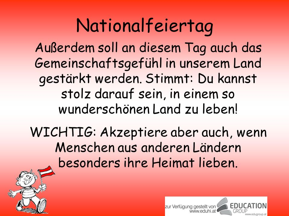 Nationalfeiertag