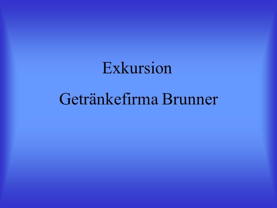 Getränkefirma Brunner