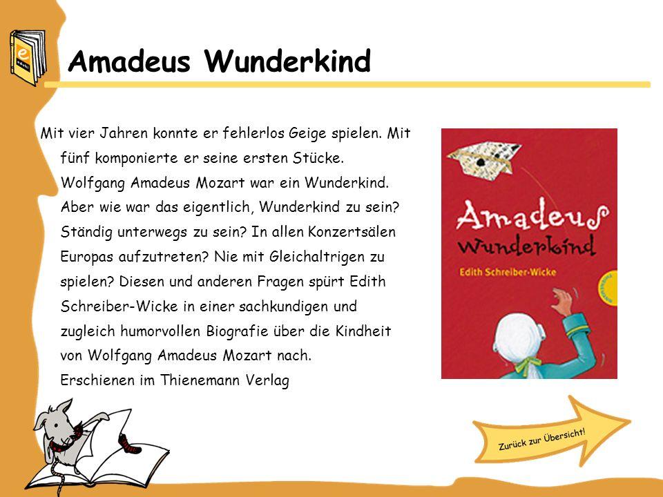 Amadeus Wunderkind