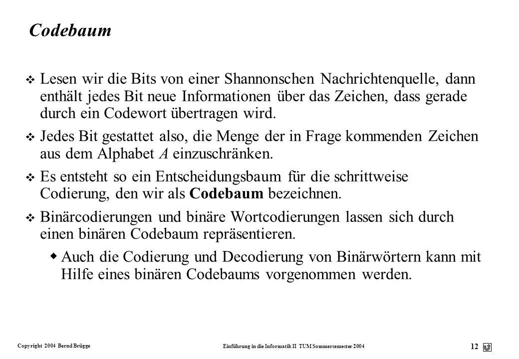 Codebaum