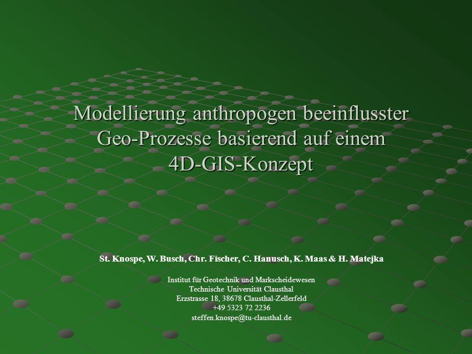 St. Knospe, W. Busch, Chr. Fischer, C. Hanusch, K. Maas & H. Matejka