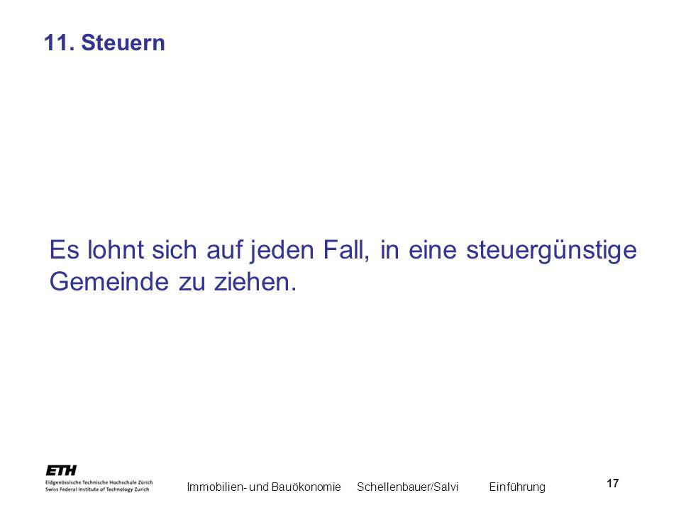 Immobilien- und Bauökonomie Schellenbauer/Salvi Einführung