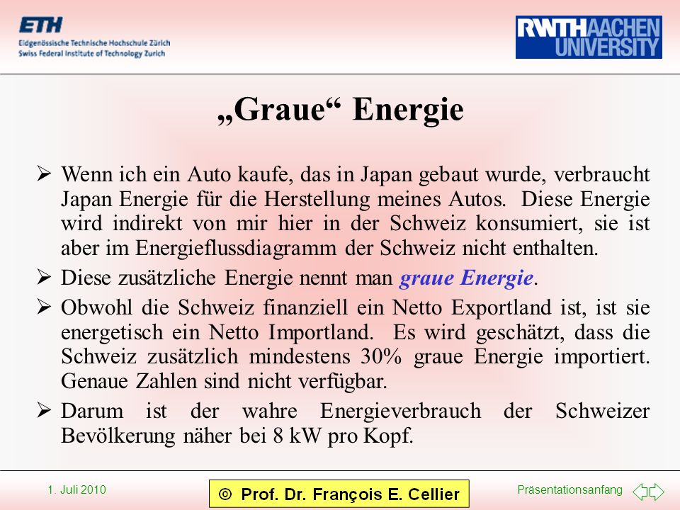 """""""Graue Energie"""