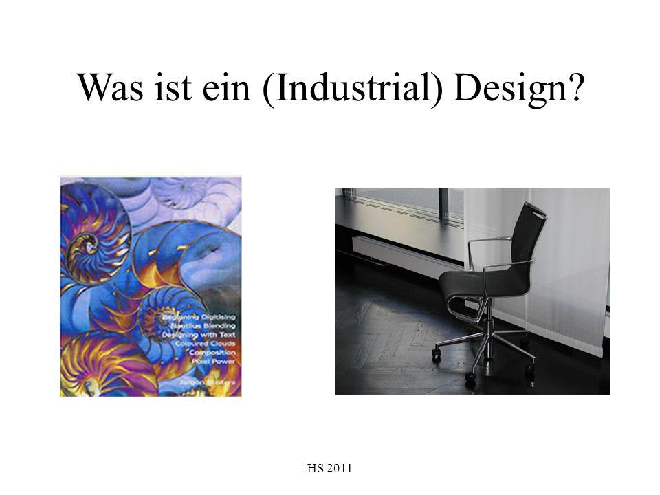 Was ist ein (Industrial) Design