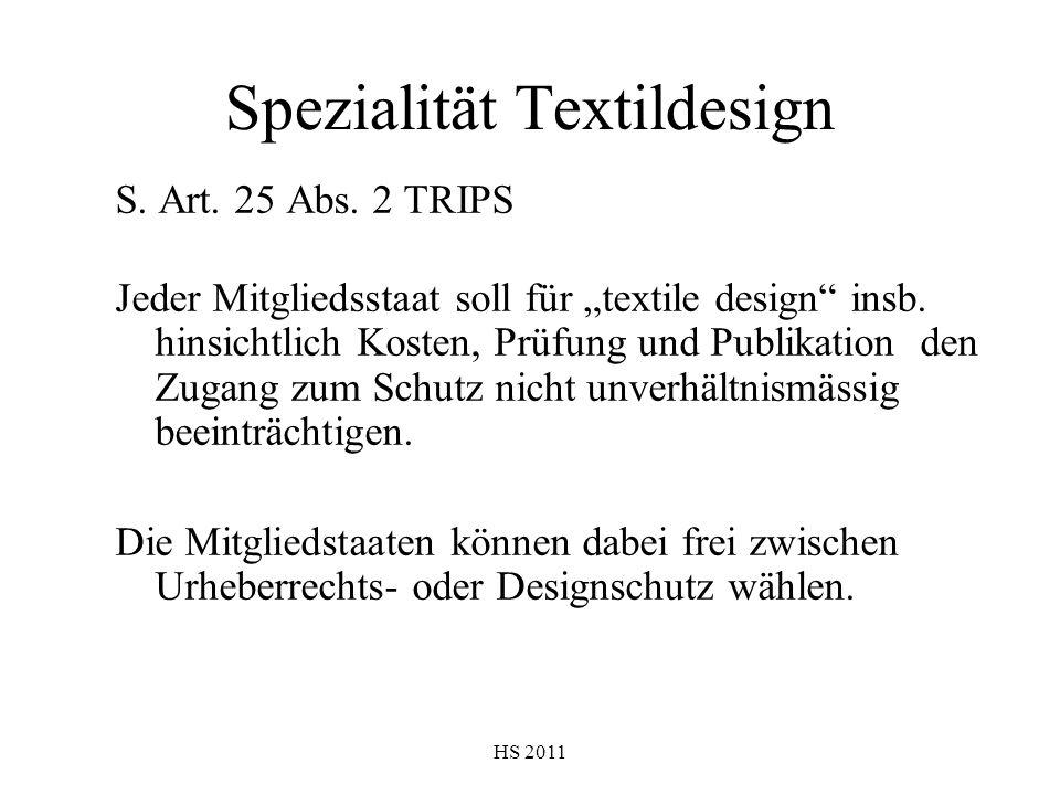 Spezialität Textildesign
