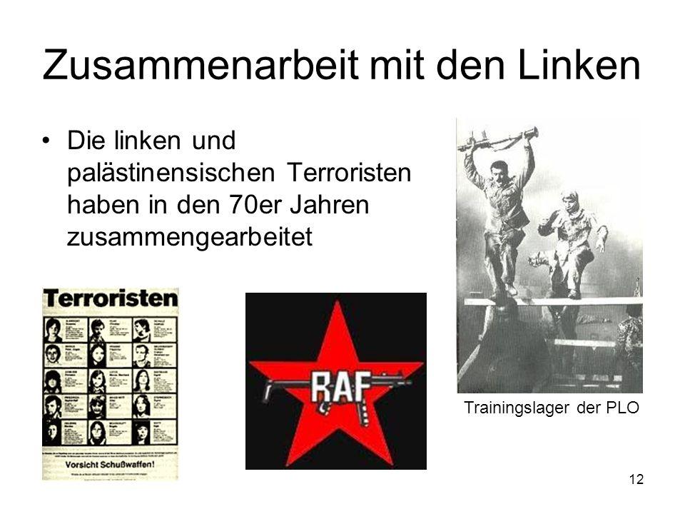 Zusammenarbeit mit den Linken