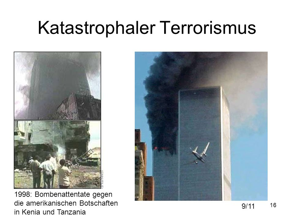 Katastrophaler Terrorismus