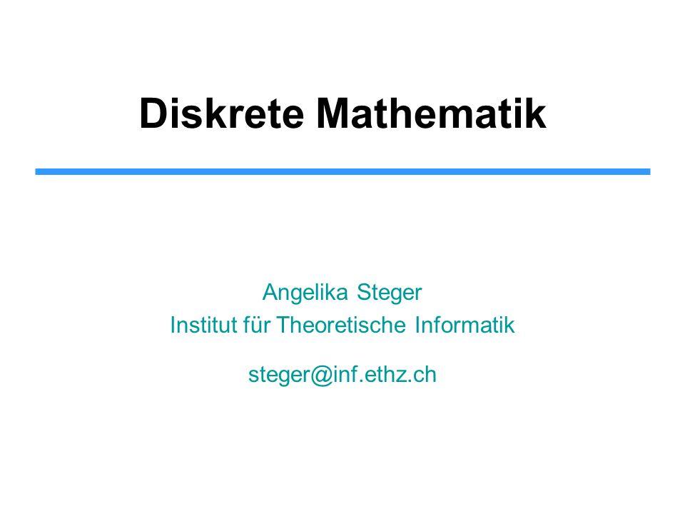 Institut für Theoretische Informatik