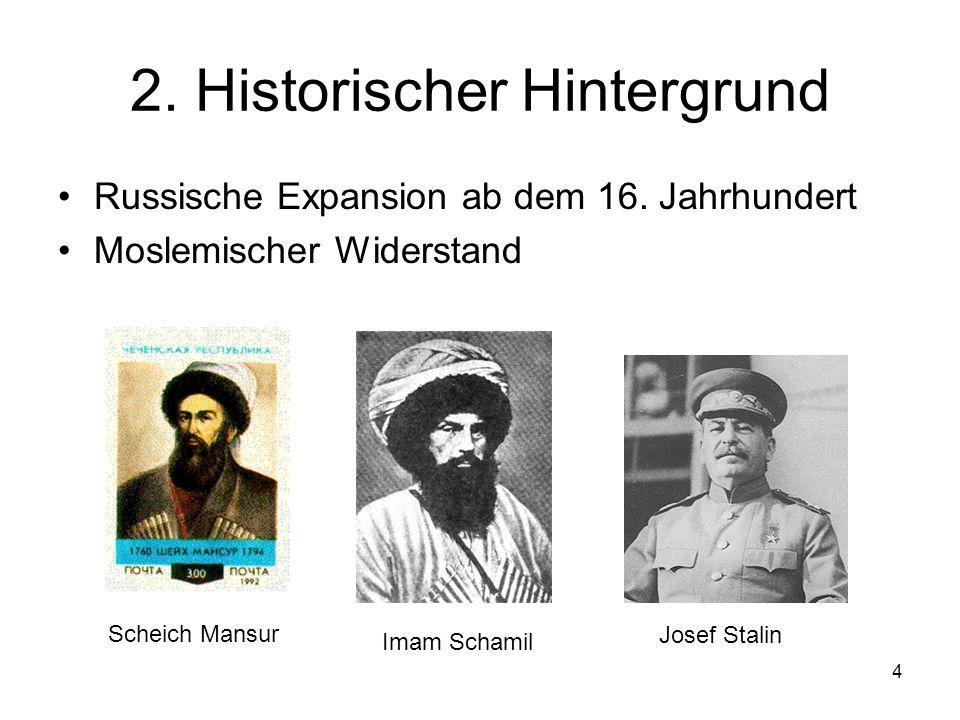 2. Historischer Hintergrund