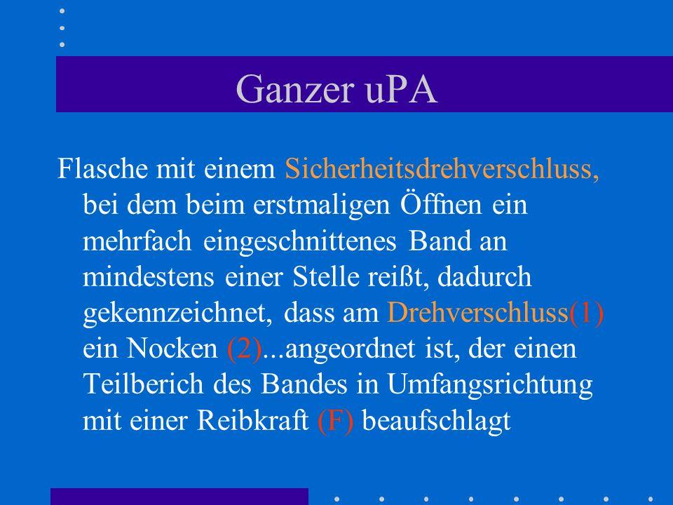 Ganzer uPA