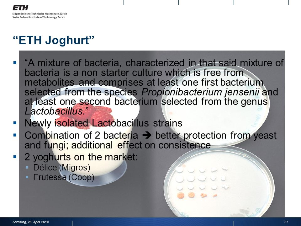 ETH Joghurt