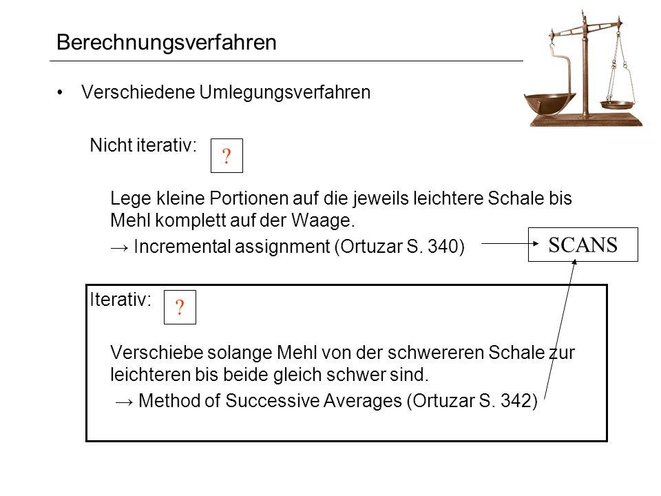 Berechnungsverfahren