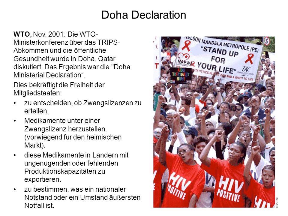 Doha Declaration