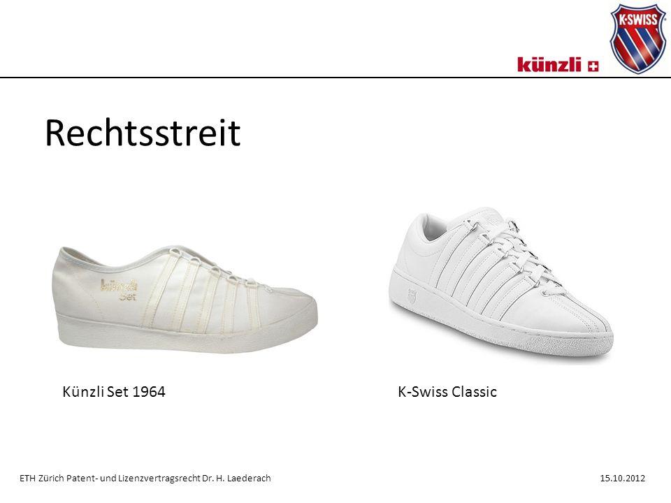 Rechtsstreit Künzli Set 1964 K-Swiss Classic gsdfgsd