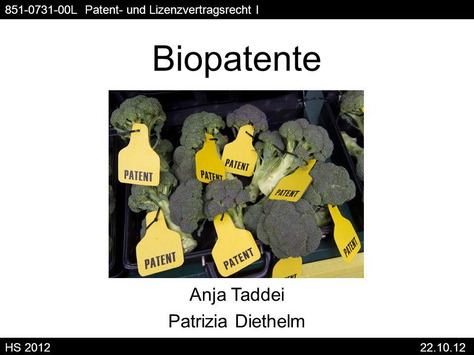 Anja Taddei Patrizia Diethelm