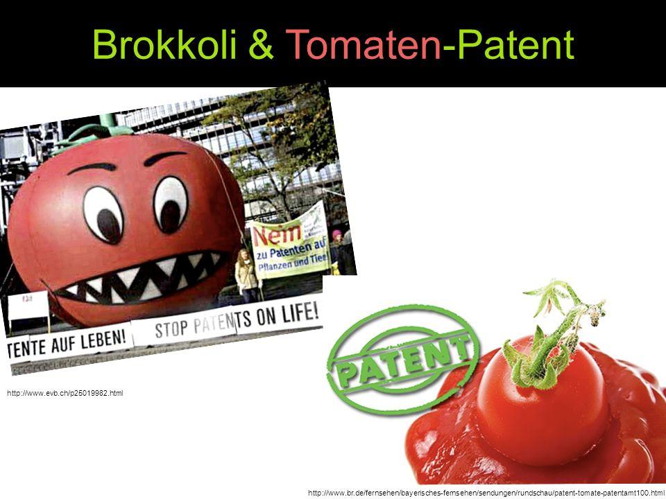 Brokkoli & Tomaten-Patent