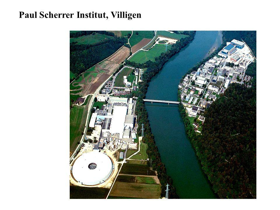 Paul Scherrer Institut, Villigen