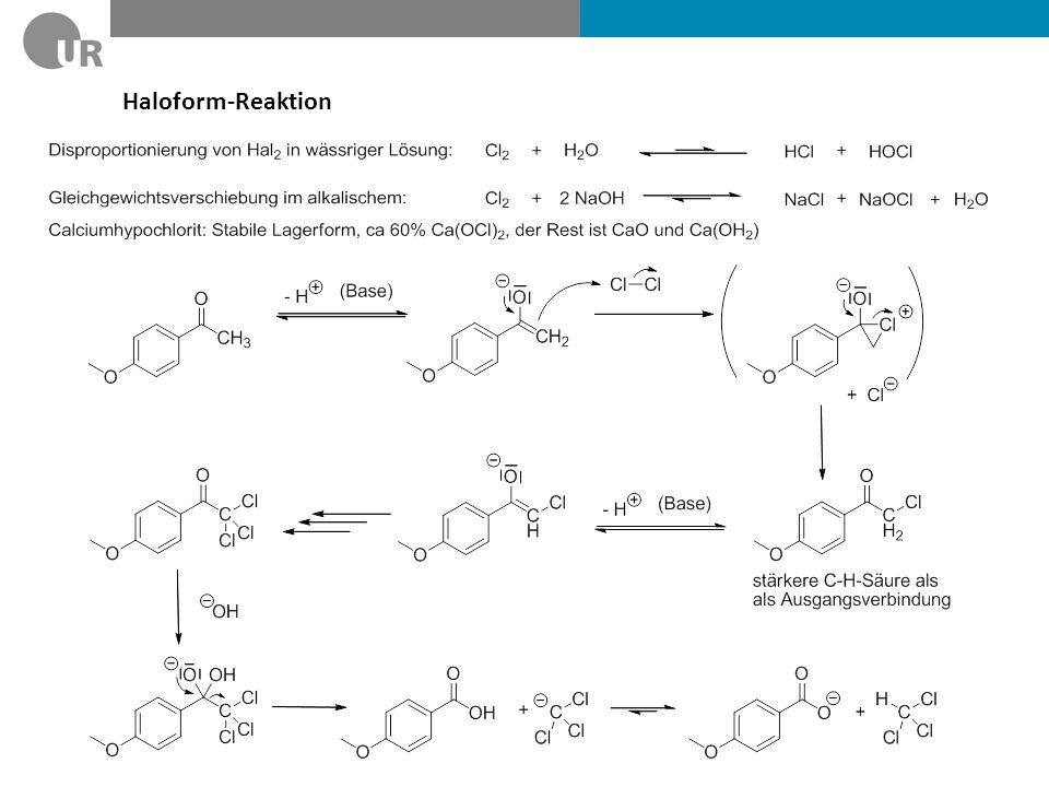 Haloform-Reaktion