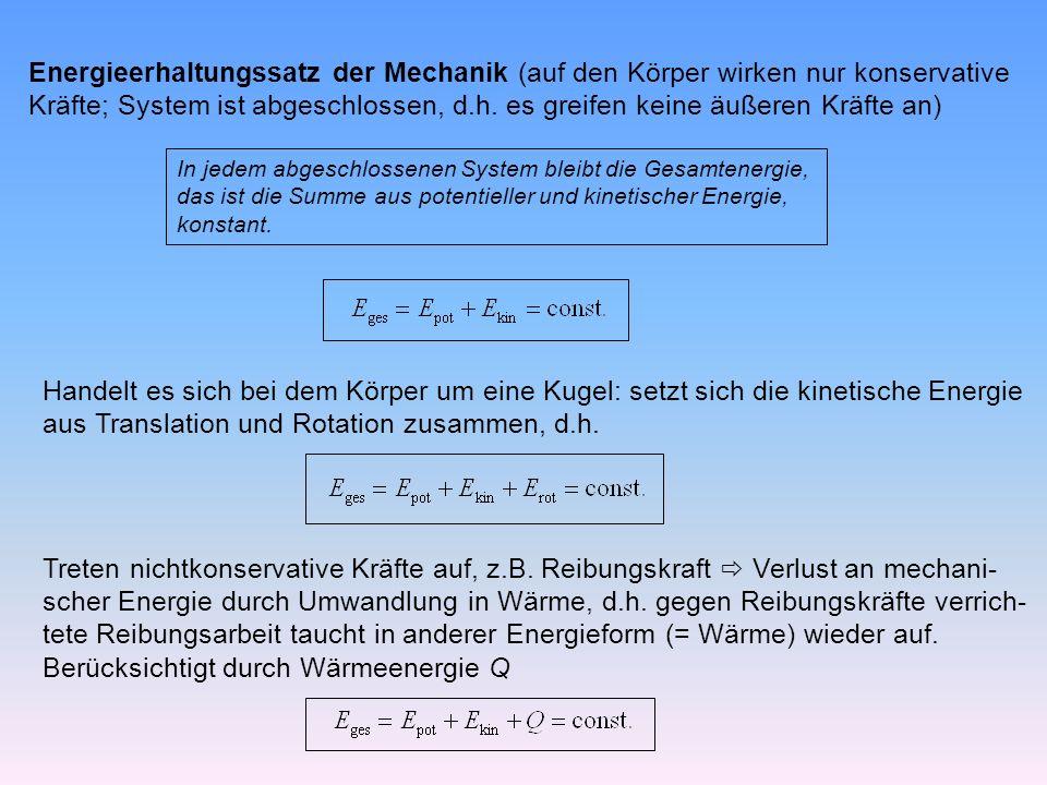 aus Translation und Rotation zusammen, d.h.