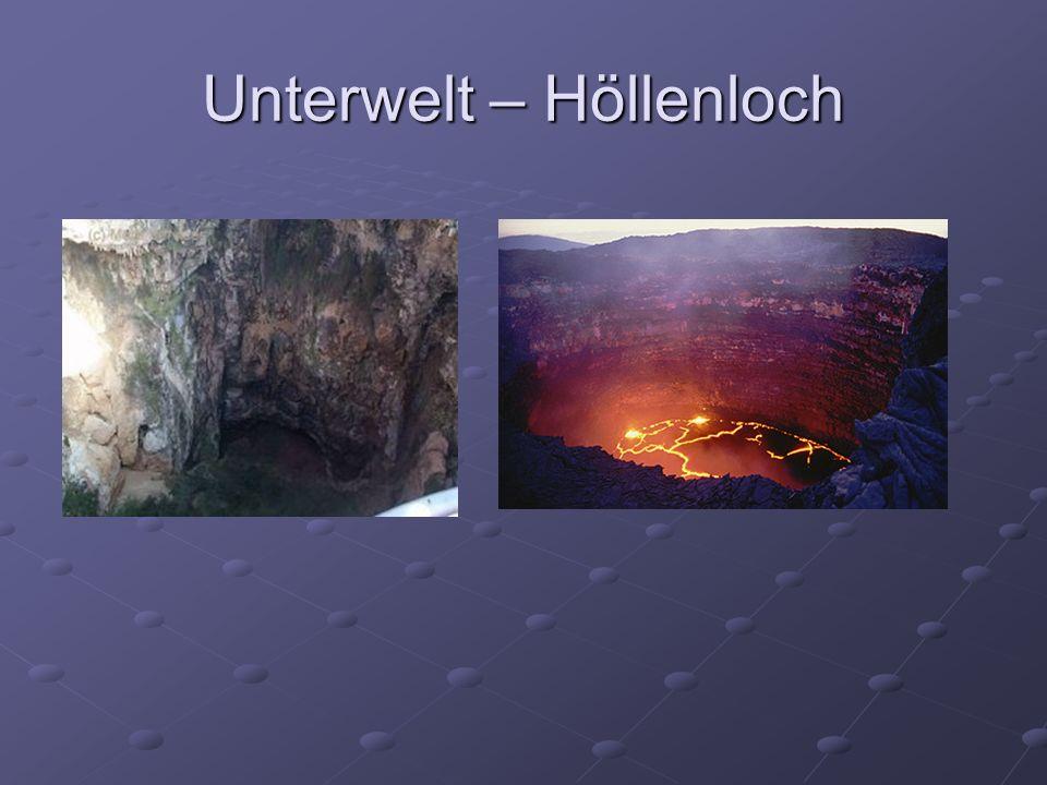 Unterwelt – Höllenloch