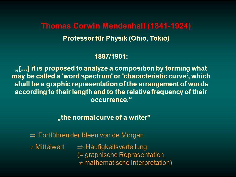 Thomas Corwin Mendenhall (1841-1924)